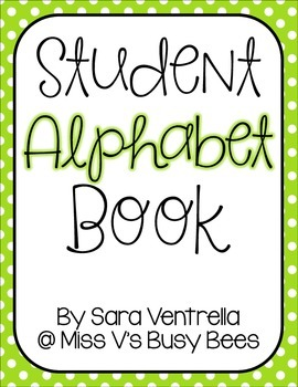 Student ABC Book