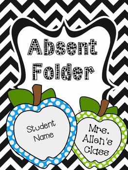 Student Absent Folder