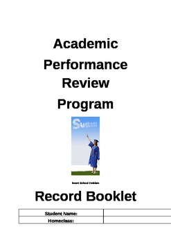 Student Academic Performance Review Program