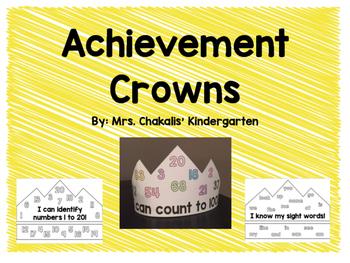 Student Achievement Crowns