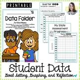 Student Achievement Journal (Goal Setting & Data Charting)