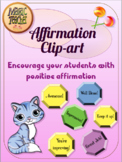 Student Affirmation Clip Art