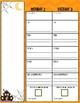 Student Agenda 2015-2016