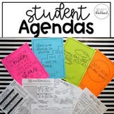 Student Agenda Template/ Student Planner