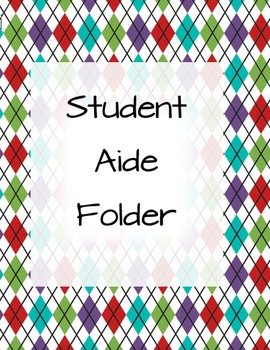 Student Aide Documents