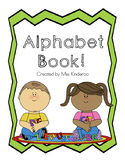 Student Alphabet Book