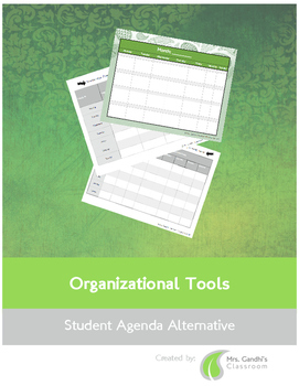 Student Alternative Agenda