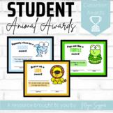 Student Animal Awards | Maya Saggar