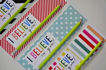 Student Appreciation Card, Gift, or Bookmark - FREEBIE