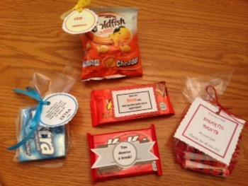 Student Appreciation Labels