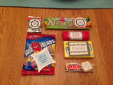 Student Appreciation Labels - Candy 3
