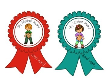 Student Appreciation Ribbon Awards
