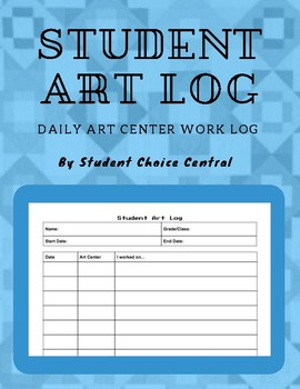 TAB Student Art Log