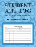 TAB Student Art Log