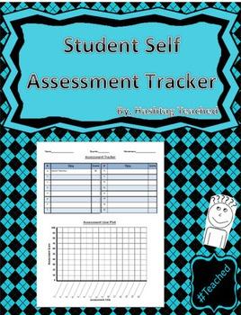 Student Assessment Tracker Template