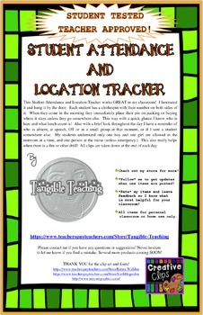 Student Attendance and Location Tracker
