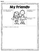 Student Autobiographies - Tell Me About Yourself!