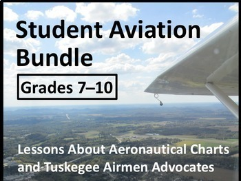 Student Aviation Bundle—Grades 7, 8, 9 and 10