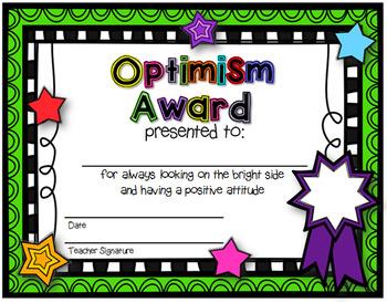 Student Award Certificates #2 (Editable)