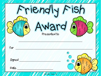 Student Award Certificates - 31 Designs! Blank and Pre-filled!