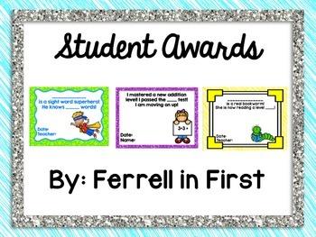 Student Awards #2