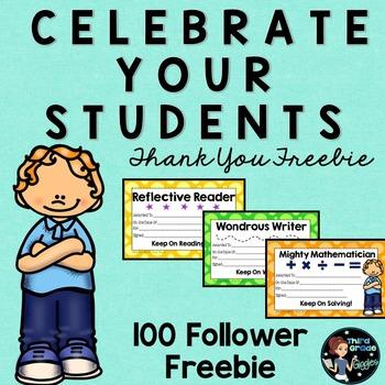 Student Subject Awards Free