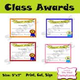 Student Awards Back to School Great Job Digital File Insta