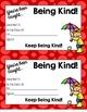 Student Kindness Awards Free