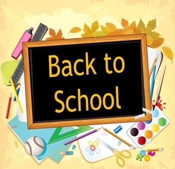 Student Back to School Presentation