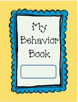 Student Behavior Book