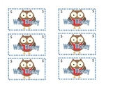 Student Behavior Bucks Owl Theme