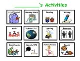Student Behavior Chart - Positive Reinforcement