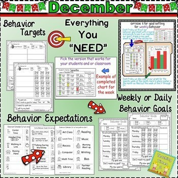 Student Behavior Charts and Graphing Data Tracking- MEGA BUNDLE