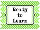 Student Behavior Clip Chart Signs {Freebie}