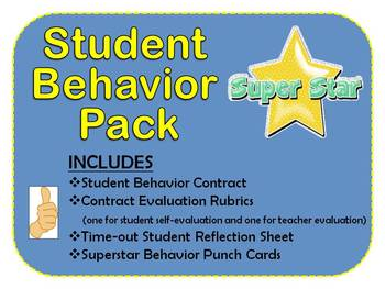 Student Behavior Pack