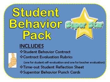 Student Behavior Pack