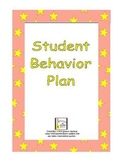 Student Behavior Plan (Identifying and Correcting the Behavior Problem)