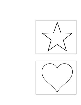 Student Behavior Progress Report with Symbol Cards