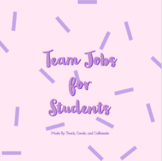 Team Jobs for Students