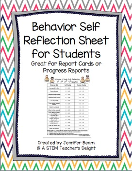 organizational behaviour self reflection An organization that is self-aware is open to learning and better  to be unaware  of your behavior and how it impacts others if normally tend to.