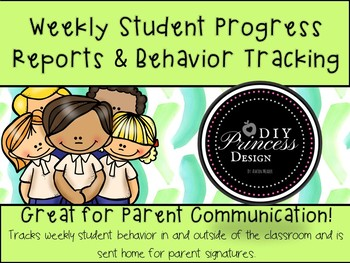 Student Behavior Tracking with Parent Communication