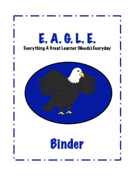 Student Binder Cover