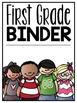 Student Binder Covers *FREEBIE*