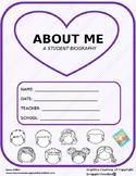 Student Biography