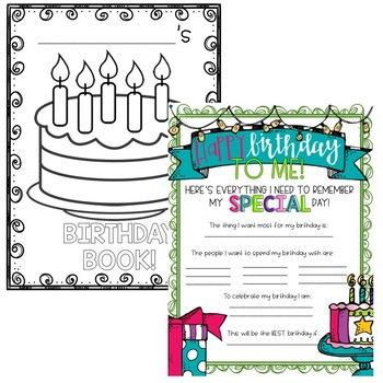 Class Birthdays [Birthday Book]