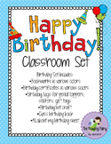 Student Birthday Set