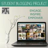 Student Blogging Project Full Unit