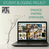Student Blogging Project Full Unit