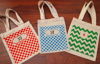 Student Book Bags