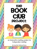 Student Book Club {Independent Reading} Project Packet!
